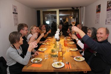 Slow Food zu Gast bei Andrerseits