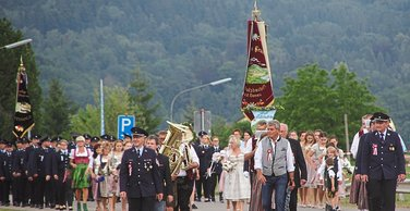 Fulminanter Festauftakt in Sulzbach