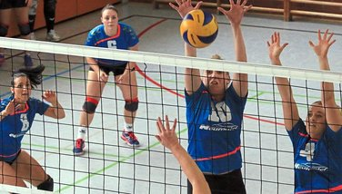 Wiltinger LL-Volleyballdamen starten in die neue Saison